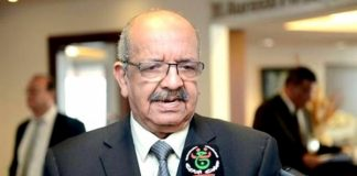 Libya: Messahel arrives to Al Bayda, Wednesday