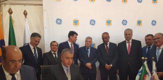 Sonelgaz , GE ink $3 bln services deal in Algeria