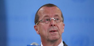 Martin Kobler announces a road map for peace in Libya