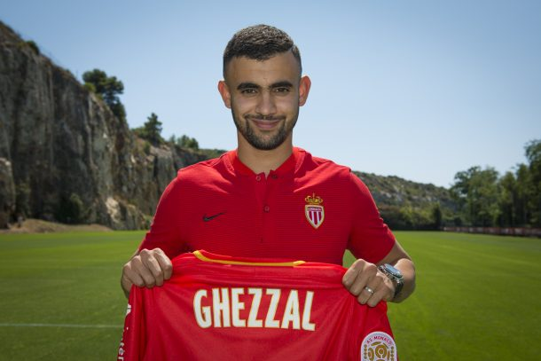 Rachid Ghezzal Officially Announced As New AS Monaco