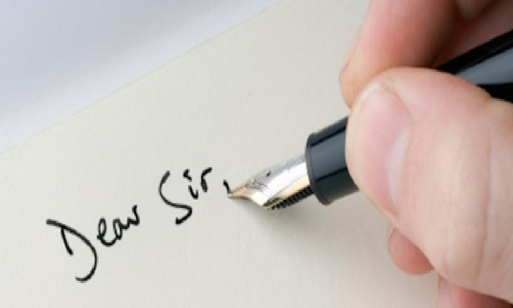 English Lge How to Write a Formal