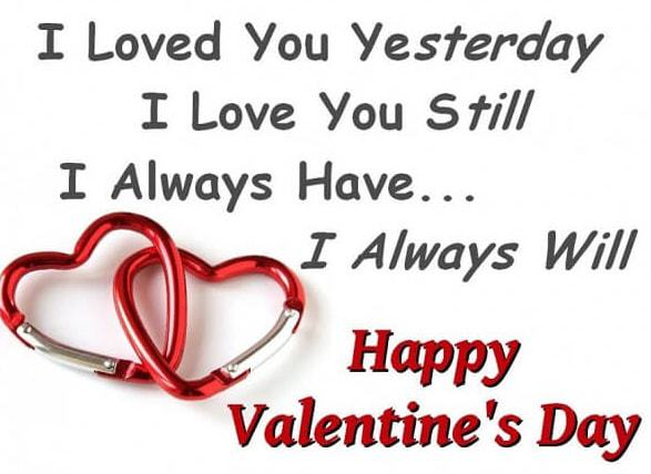 Valentine\'s Day 2018: Love quotes for him and her | DZ Breaking